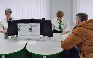 У Костянтинівці пенсійне забезпечення — з максимальним комфортом