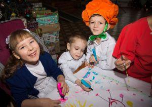 На Луганщині діти розкрили свої таланти