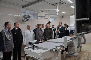 Осовременили медицинское оборудование клинического центра