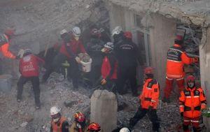 Кількість жертв землетрусу в Туреччині перевищила 40 осіб