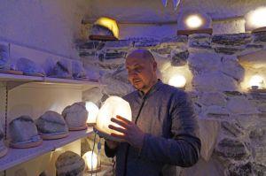 Соляні лампи — затишок плюс здоров'я