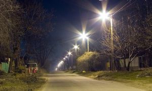 На Рівненщині модернізують вуличне освітлення