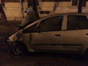 У Львові журналістці «Радіо «Свобода» спалили автомобіль