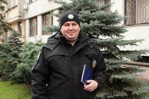 В Ужгороді поліцейський запобіг пожежі