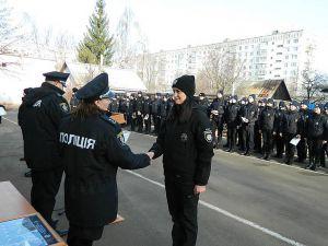 У лавах поліції — поповнення