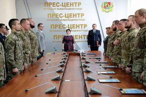 У Луганській області «Фантом» відзначає річницю