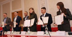 В Тернополе присоединятся к проекту озеленения страны
