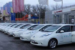 Каменец-Подольский: В путешествие — на экологичном такси