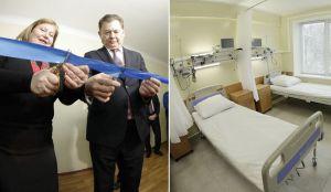 Відкрили відділення інтервенційної кардіології та реперфузійної терапії