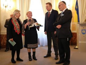 У Львові вшанували Праведників народів світу