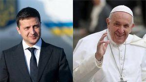 Президент зустрінеться з Папою Римським