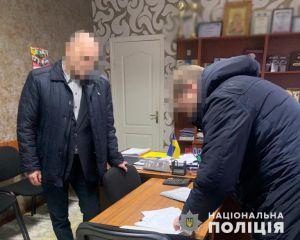 За свалку в Днепропетровской области — взятка в десять тысяч долларов