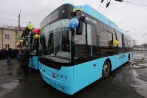 У Хмельницькому тролейбуси доїдуть туди, де їх раніше не було