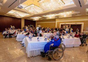 Бал для людей с особыми потребностями состоялся в Днепре