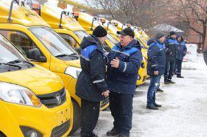 Комунальників Запоріжжя озброїли екскаваторами й автомайстернями