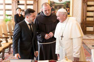 Папу Римського запросили до України