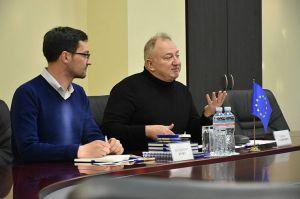Офіс ЕСНО в Україні підтримає мешканців зони розмежування на Донбасі