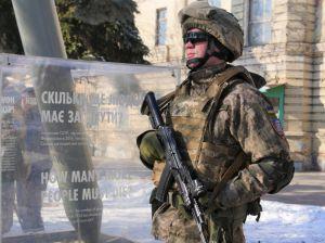 Ракети били по будинках і штабу АТО в Краматорську