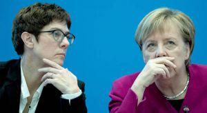 У правлячій партії Німеччини  вакансія на посаду її голови