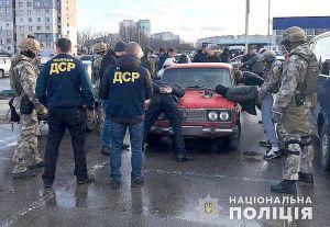 У Кропивницькому затримали рекетирів
