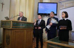 У Львові вручили премії імені Степана Бандери