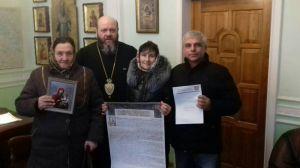 У селі Борочиче розпрощалися з московською церквою