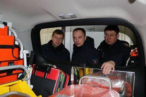 У Донецьку область — по досвід колег-рятувальників