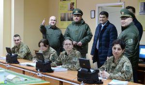 Председатель Верховной Рады Украины Дмитрий Разумков: «Каждый день будем бороться за возвращение рубежей нашего государства»
