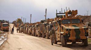 Анкара продовжує  нарощувати  військову потужність  у зоні деескалації