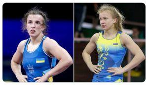 Українки здобули чотири медалі на Чемпіонаті Європи з боротьби