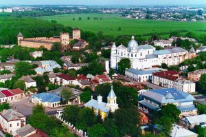 Історичні місцини в Луцьку зроблять привабливими