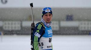 Збірна України з біатлону фінішувала на п'ятому місці