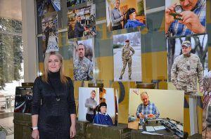 В Днепропетровской ОГА открыли фотовыставку из серии «Ради них»