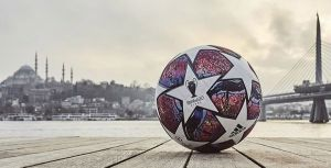 Сайт УЄФА представив новий офіційний м'яч фіналу Ліги чемпіонів