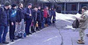 На Полтавщині резервісти першої черги почали перепідготовку