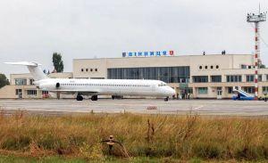Реконструкція аеропорту «Вінниця» у пріоритеті