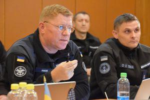 Відбулися  переговори  з представниками США щодо передачі патрульних катерів типу «Island»