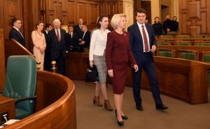 Дмитро РАЗУМКОВ: «Стала, непохитна та принципова підтримка з боку Латвії є цінною та важливою для України»