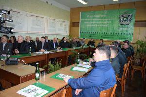 На Рівненщині відбувся круглий стіл з проблем лісової галузі
