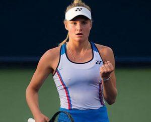 Теніс. Ястремська здолала тріумфаторку Australian Open!