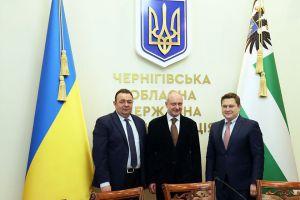 Економіка Чернігівщини переорієнтувалася на Захід