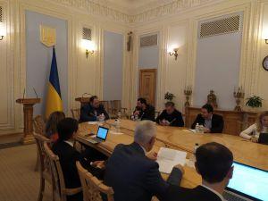 Схвалено кінцевий варіант проекту закону «Про всеукраїнський референдум»