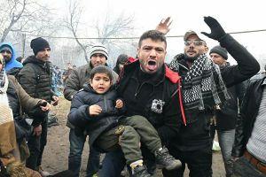 Біженці штурмують ЄС