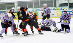 Хокей. «Кременчук» достроково виграв регулярний турнір