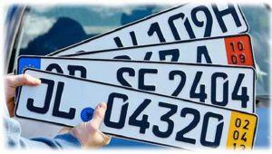 Щоб вирішити питання авто на «єврономерах»
