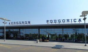 У Чорногорії анкетують авіапасажирів