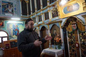 У Нижній Апші — найстаріша діюча  дерев'яна церква нашої країни, якій 550 років!
