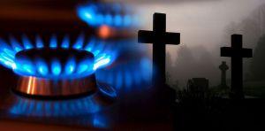 Платіжки за доставку газу виставили… мертвим душам