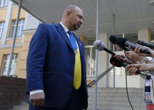 Сергія Мельничука звільнили з-під варти