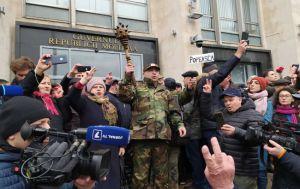Протести в Молдові: від бурі до штилю за один день